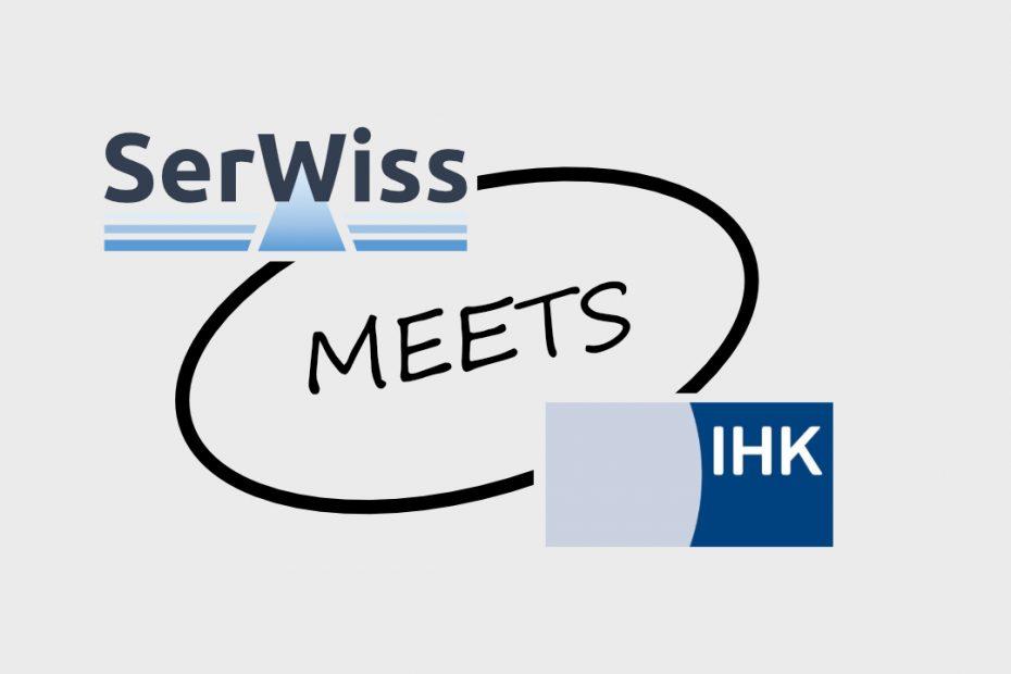 SerWiss meets IHK